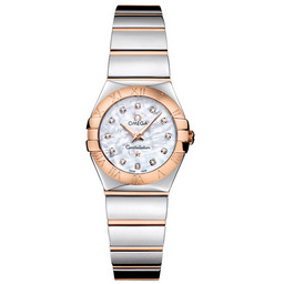 Orologio 123.20.24.60.55.003 Omega Replica Watches Constellation Ladies Quartz