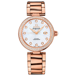 Omega Watches Replica De Ville Ladymatic 425.65.34.20.55.001 Ladies automatic mechanical watches
