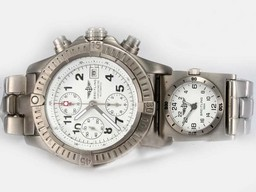 Fake Cool Breitling Chrono Avenger/UTC Chronograph Movement AAA Watches [C2W9]