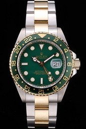 Fake Gorgeous Rolex GMT Master II AAA relojes [ A5O9 ]